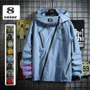 新作マウンテンパーカー メンズ ジャケット ハイネック 撥水加工 マウンテンパーカー メンズ ジャケット ハイネック 撥水加工 ブルゾン