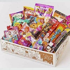 新品 未使用 お菓子 ハロウィン限定パッケ-ジ K-73 セット 子供 詰め合わせ チョコレ-ト 甘い物 40点