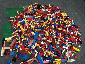 LEGO レゴ 大量 まとめ 約4.5kg分 ブロック パーツ 部品 いろいろ ジャンク品