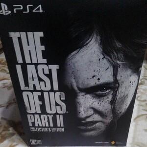 【PS4】 The Last of Us Part II [コレクターズエディション] ソフトなし ラストオブアス2