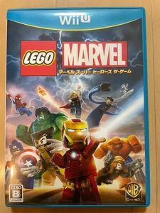 LEGO マーベルスーパーヒーローズ WiiU