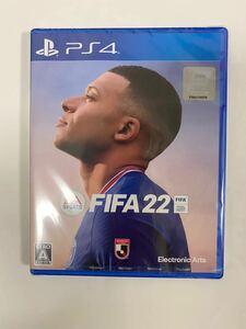 【PS4】 FIFA 22 新品未開封