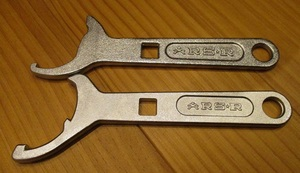 RS-R shock absorber wrench shock absorber for wrench 2 pcs set