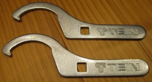 TEIN Tein shock-absorber wrench shock absorber for wrench 2 pcs set