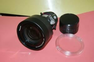 PANASONIC PT-D5700 PT-DW5100 TH-D5500 TH-D5600 TH-DW5000など用中焦点ズームレンズ ET-DLE200 日本製