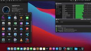 Mac mini Mid2011 ★新品SSD256GB+HDD750GB★/Corei5 2.3GHz RAM12GB /Windows11/office付き