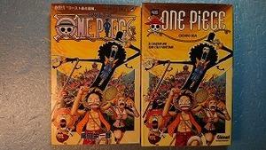 フランス語(+日語)漫画「One Piece46ワンピース46:ゴースト島の冒険」Glenat 2008年