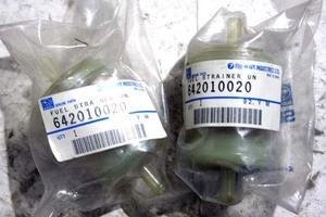 スバル純正燃料フィルター 検サンバーレックスレガシィインプレッサエクシーガステラトレジアフォレスターヴィヴィオR1R2プレオルクラ DIAS