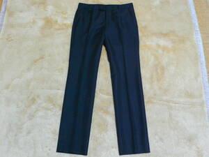 美品 abx スラックス トラウザー ブラック(黒) サイズ:2(M)