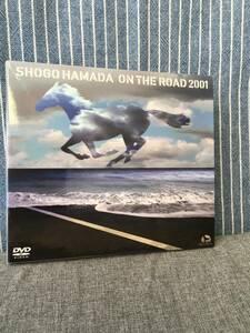 【中古】浜田省吾 ON THE ROAD 2001(通常版) DVD2枚+CD1枚