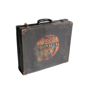 アンティークSALE33%OFF トランク ケース スーツケース 1930年代 箱 ディスプレイ インテリア 雑貨 店舗什器 アンティーク ヴィンテージ