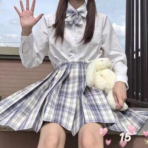 セーラー服 女子高生 制服 コスプレ JK ハロウィン スカート 15