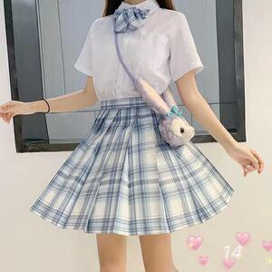 セーラー服 女子高生 制服 コスプレJK ハロウィン スカート 14