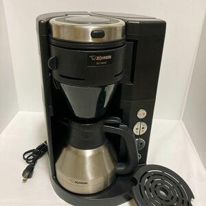 象印 コーヒーメーカー (ミルつき) EC-NA40 ドリップ式 ZOJIRUSHI