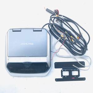 ALPINE アルパイン TMX-R1100 10.2インチ フリップダウンモニター VGA リアモニター リアビジョン