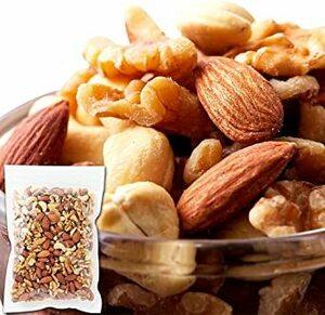 天然生活 ミックスナッツ (400g) アーモンド くるみ カシューナッツ 食品添加物不使用 食塩不使用 油不使用 おつまみ お