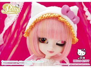 1円~ 未開封 Pullip x Toys King Lollipop HelloKitty ロリポップ・ハローキティ プーリップ
