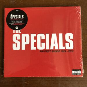 The Specials Protest Songs デラックス版 未開封新品