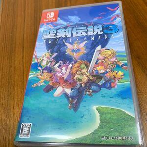 聖剣伝説3 Nintendo Switch ニンテンドースイッチソフト
