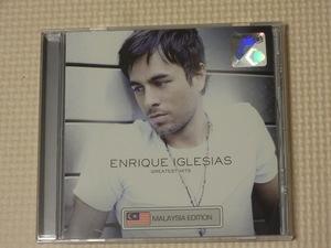 エンリケ・イグレシアス グレイテスト・ヒッツ  ENRIQUE IGLESIAS GREATEST HITS CD