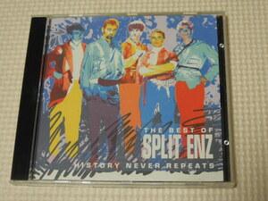 スプリット・エンズ ベスト The Best of Split Enz CD