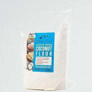 新品 未使用 choice) シェフズチョイス(Chef's C-FN flour (500g) オ-ガニックココナッツフラワ- 有機JAS 有機ココナッツ粉 Organic
