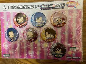 缶バッジ アイドルマスター es series nino 7個 缶バッジ