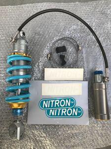 カワサキ KAWASAKI GPZ900R ニンジャ A12~ NITRON ナイトロン R3 極上 リアサス リアサスペンション リアショック OHLINS オーリンズ WP