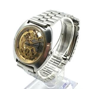 K6-64 WALTHAM/ウォルサム MONACO モナコ メンズ 自動巻き 腕時計 不動ジャンク品