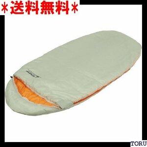送料無料 キャプテンスタッグ 収納袋付き 丸洗い 最低使用温度10度 エッグ型シュラフ シ 寝袋 STAG CAPTAIN 63