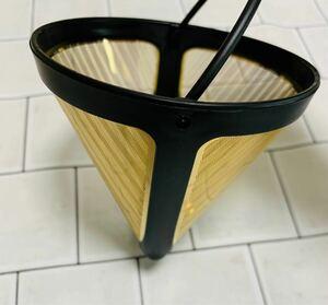 DeLonghi(デロンギ) kMix コーヒーメーカー ゴールドフィルター (未使用) CM-GFS (2-6杯用)
