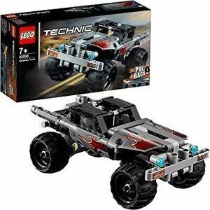 新品レゴ(LEGO) テクニック 逃走トラック 42090 知育玩具 ブロック おもちゃ 男の子ALQKLY6F