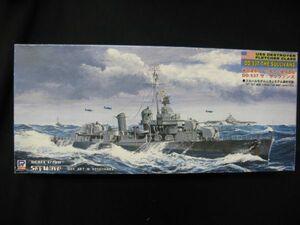 ■  ピットロード 1/700 米国海軍駆逐艦 DD-537 ザ・サリバンズ   ■