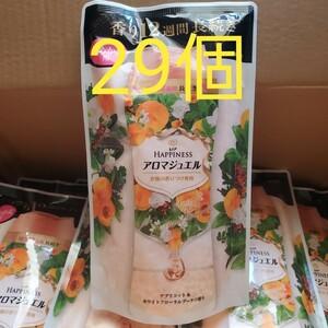 レノアハピネスアロマジュエル 455ml×29個セット アプリコット&ホワイトフローラルブーケの香り