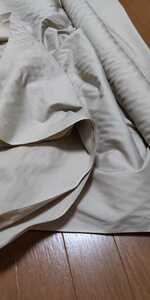 日本製播州織りコットン100% 綿ローン 生地3m 無地 細い糸で織られた布 ツルーンと手触り良い ハンドメイド材料ワンピースブラウス
