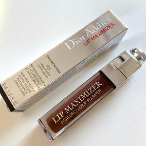 Dior新品ディオール アディクト リップ マキシマイザー020マホガニー