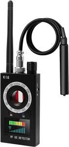 T-595 盗聴器発見機 盗聴器発見器 盗聴器探知機 UYIKOO 仕様 盗聴器発見機ランキング 高感度 操作が極簡単 盗撮カメラ発見機
