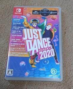 ジャストダンス2020 Switch Nintendo Switch 日本版