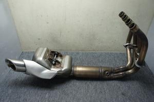 ZX-25R 純正マフラー ノーマルマフラー 美品 ZX25R