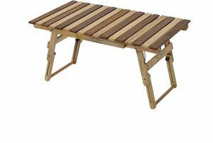 テントファクトリー(TENT FACTORY) ウッドライン グランドホームテーブル セパレート TF-WLGTP-S NA