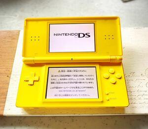 任天堂 DSライト本体 ピカチュウエディション