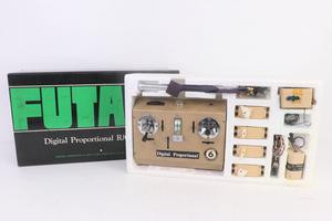 【ト葛】 FUTABA フタバ Digital Proportional プロポーショナル プロポ FP-5AN CA212CXX53