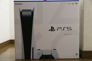 【送料無料】プレイステーション5 PS5 本体 ディスクドライブ搭載モデル 新品未使用 CFI-1100A01
