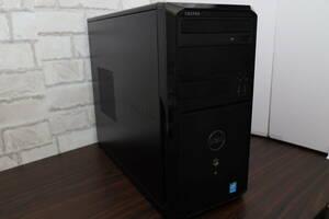 ★良品★ 限定1台限り Dell Vostro 3900 ミニタワー 最新Win10 爆速Core i7-4790 8GB 大容量HDD1TB Office GeForce搭載