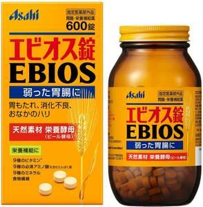 ▽ エビオス錠 600錠 指定医薬部外品 EBIOS