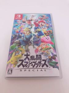 大乱闘スマッシュブラザーズSPECIAL Nintendo Switch スマブラ