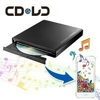 * rental 3.4 day *I-O DATACDreko music CD- smart phone (iPhone/Android)] Wi-Fi(CDRI-W24AI)