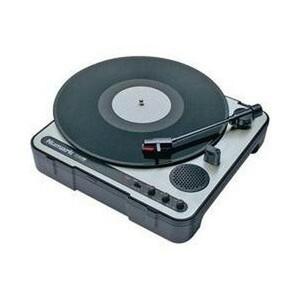 * rental 3.4 day *numark portable record player PT-01USB