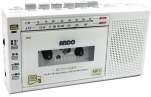 * rental 1 months * dubbing radio-cassette RCP12-528PY