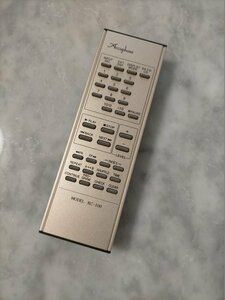 Accuphase CDプレーヤー用リモコン☆ 適応機種: Accuphase DP-800(管理1)